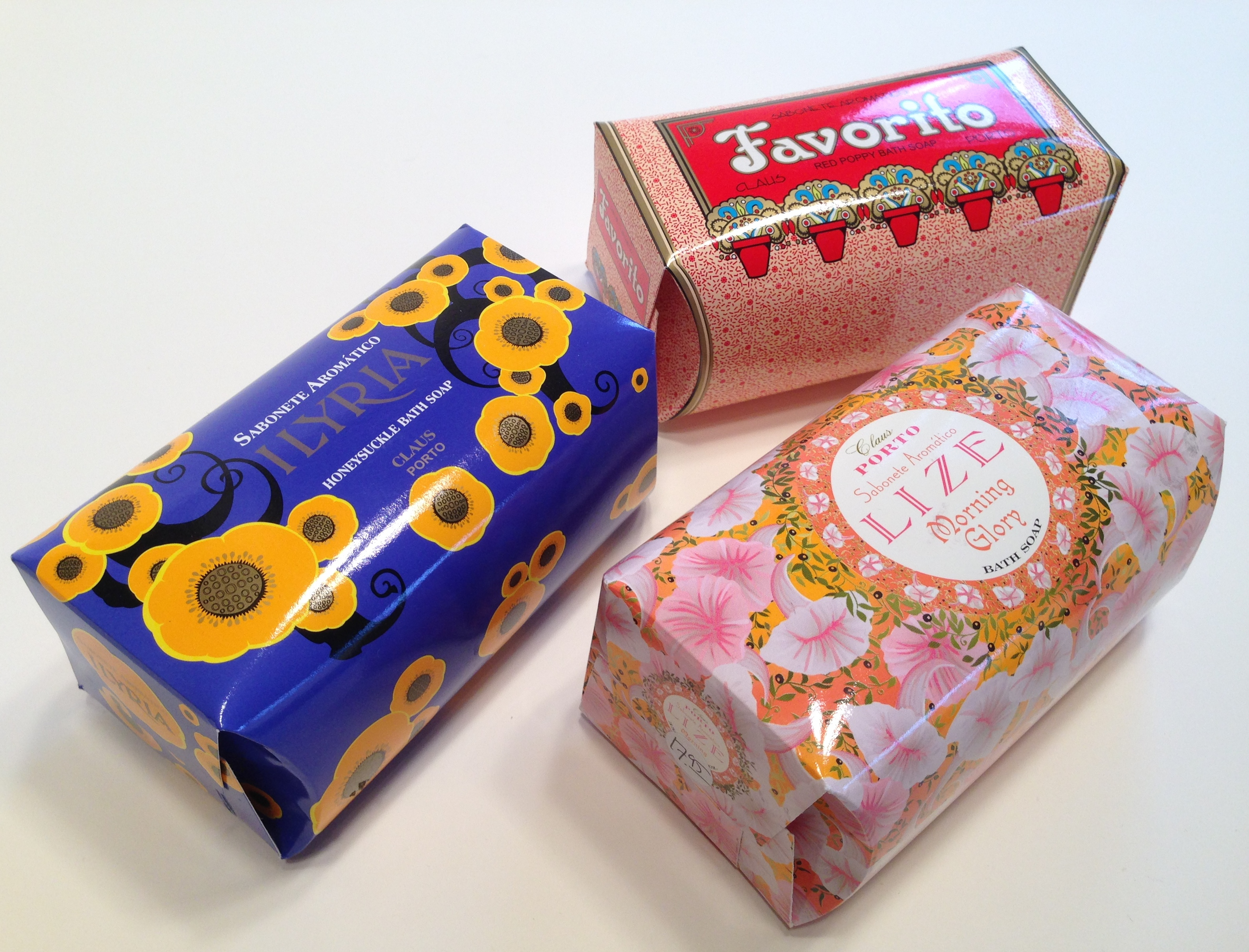 Clas porto soaps go home modern decor gifts for Modern home decor gifts