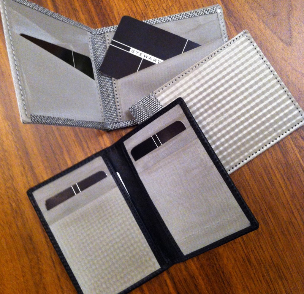 Stainless steel wallets go home modern decor gifts for Modern home decor gifts