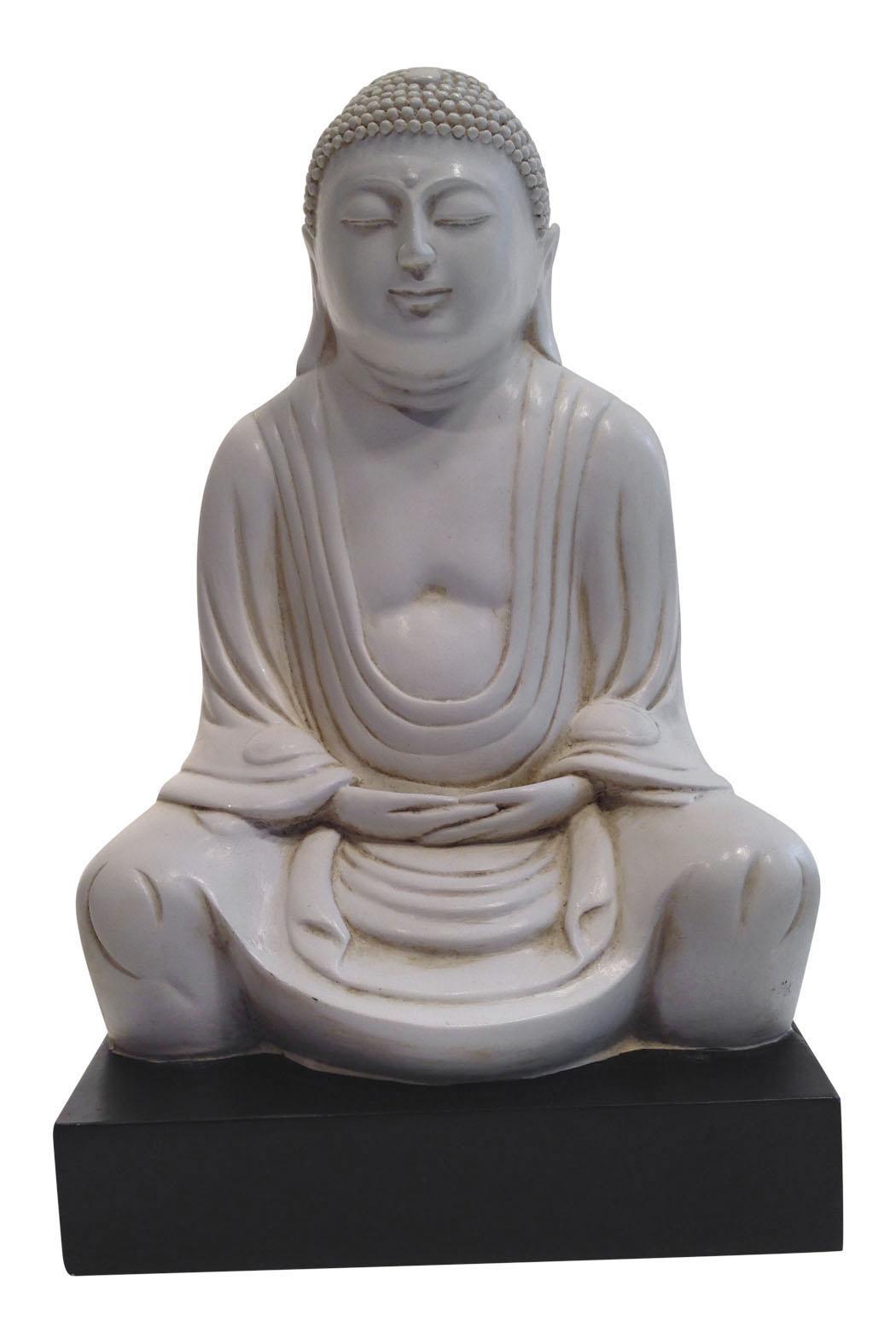 GH3 RESIN BUDDHA 3921