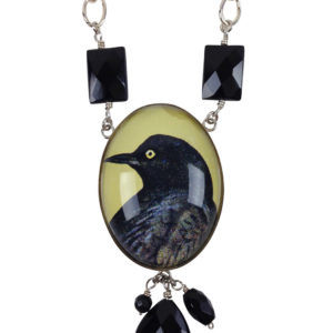 gh19 RAVEN NECKLACE 1