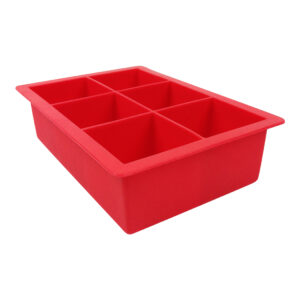 gh36. Red Tray