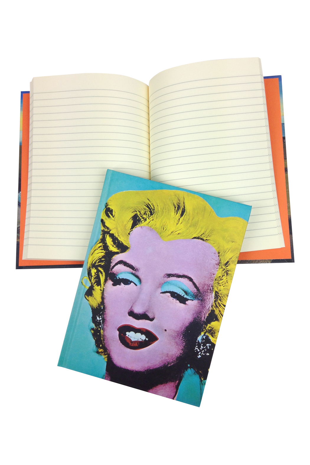 gh63 Warhols Monroe journal 1