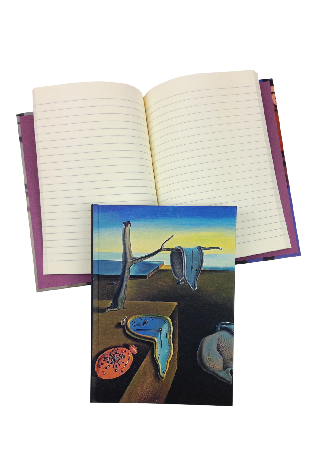 gh64 Salvador Dali Journal 1