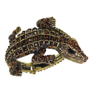 gh67 gold alligator cuff 2