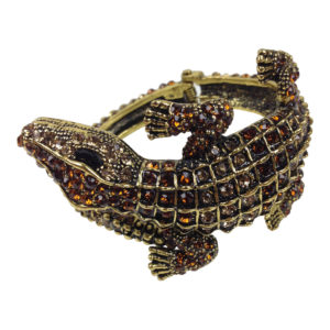 gh67 gold alligator cuff 3