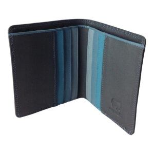 GH189. ocean bi-fold wallet