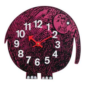 GH196 George Nelson ZooTime Elephant clock