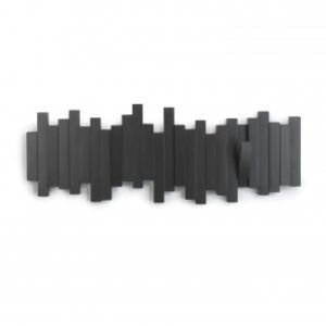 GH203 Sticks hooks in black