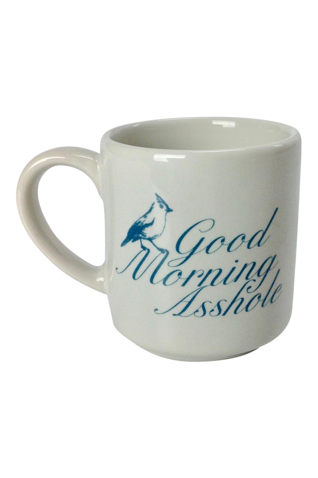 Good morning mug go home modern decor gifts for Modern new home gifts