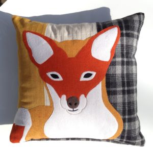 gh91 fox pillow 1