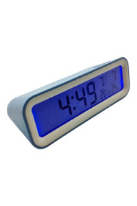 GH242a MONDO DIGITAL CLOCK in BLUE