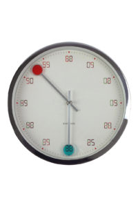GH251. Magic numbers clock