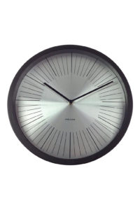 GH248. FLOATING LINES CLOCK