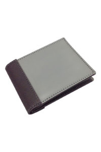 GH265 stainless steel wallet nylon