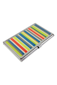 GH272 card case with stripes