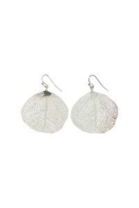 GH295 SILVER FILIGREE earrings 1