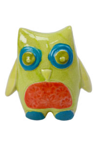 GH297 Chartreuse owl