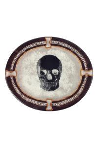 GH298. Oval SKULL Plate