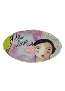 GH302 Love platter