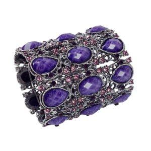 GH352 purple cuff 1