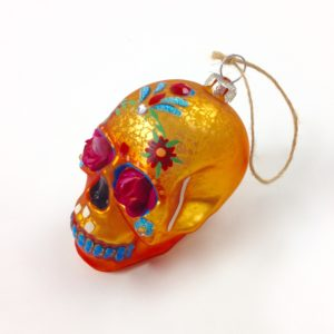 GH152 orange skully 1