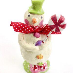 GH392. Happy Snowman 2