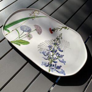 GH522 Large Garden Platter 4