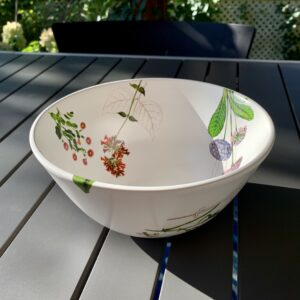 GH525. Large Garden Bowl 3