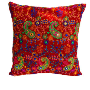 GH531 Red Moroccan Pillow 3 copy