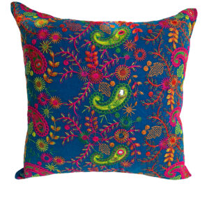 GH532 Blue Moroccan Pillow 3 copy