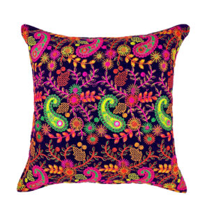 GH533 Eggplant Moroccan Pillow 3 copy